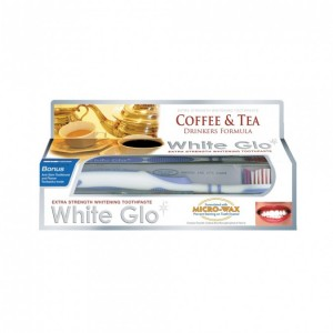 White Glo coffee & tea...